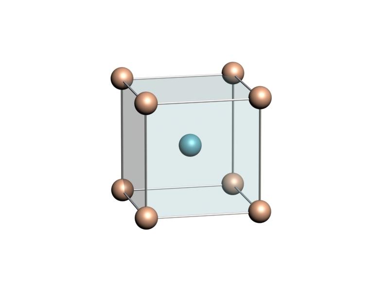 Estructuras Típicas Estructuras Cristalinas
