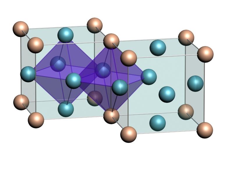 Cúbica Centrada En Las Caras Ccc Estructuras Cristalinas